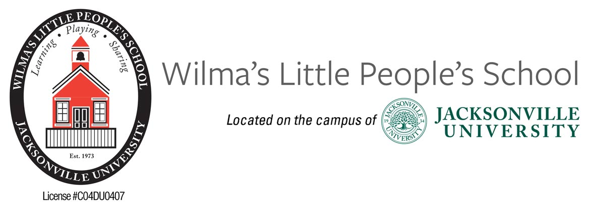 Wilma's little People's School Located on the Campus of Jacksonville University