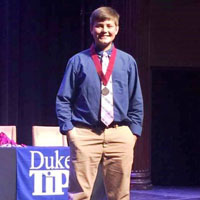 Jake Watson at Duke