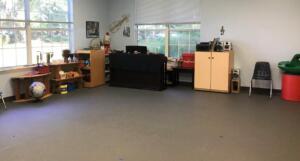 Music & Movement room