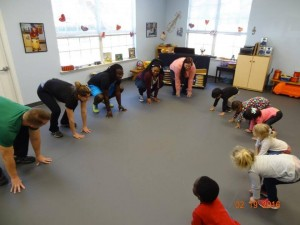 JU Foundations of nursing teach yoga1