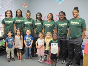 JU Womens basketball