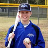 Aaron Watson baseball photo