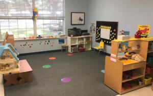 Threes classroom